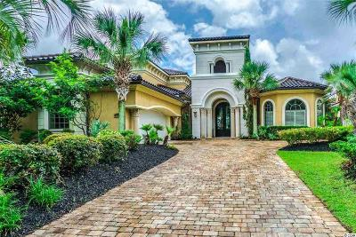 Myrtle Beach Single Family Home For Sale: 8668 Carbella Circle