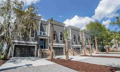Pawleys Island Condo/Townhouse Active-Pend. Cntgt. On Financi: 108 Landing Road #108