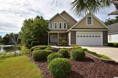 North Myrtle Beach Single Family Home For Sale: 2102 Tortuga Lane
