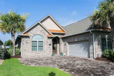 Myrtle Beach Single Family Home Active-Pend. Cntgt. On Financi: 3122 Marsh Island Dr.