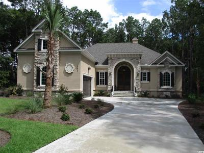 Pawleys Island Single Family Home For Sale: Lot 9 Masters Dr.