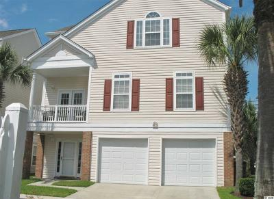 Surfside Beach Single Family Home For Sale: 18 Palmas Dr.