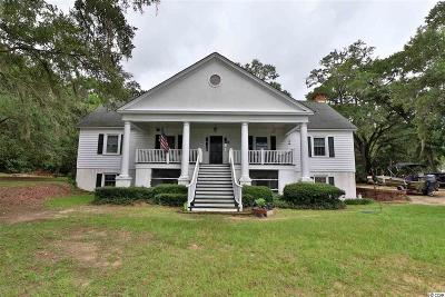 Georgetown Single Family Home For Sale: 48 Tranquility Lane