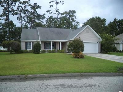 Horry County Single Family Home Active-Pending Sale - Cash Ter: 1658 Langley Dr.