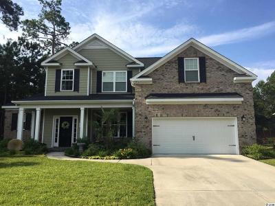 Murrells Inlet Single Family Home For Sale: 80 Summerlight Drive