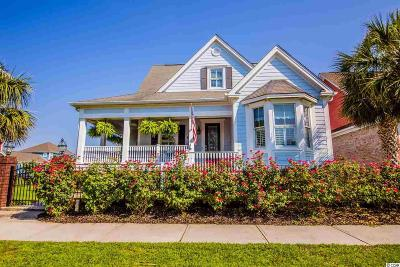 North Myrtle Beach Single Family Home For Sale: 3609 Seabrook Avenue