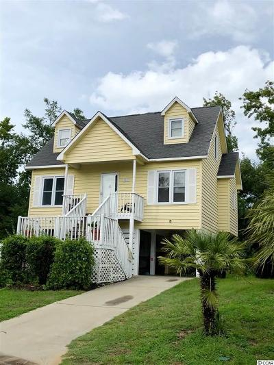 Garden City Beach Single Family Home For Sale: 922 Salt Pl.