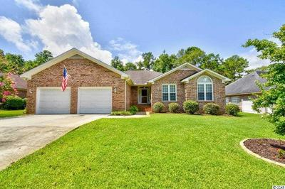 Little River Single Family Home For Sale: 3486 Cedar Creek Run