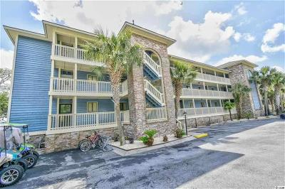 North Myrtle Beach Condo/Townhouse For Sale: 806 Conway St. #105