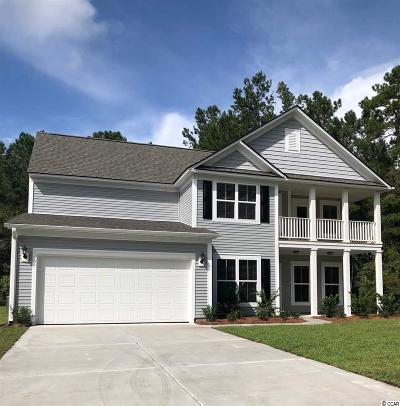 Myrtle Beach Single Family Home Active-Pend. Cntgt. On Financi: 1248 Welford Court