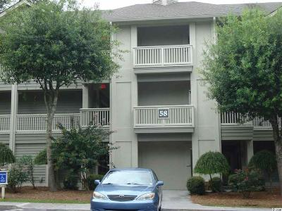 North Myrtle Beach Condo/Townhouse Active Under Contract: 1551 Spinnaker Dr. #5824