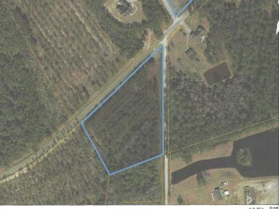 Horry County Residential Lots & Land For Sale: Tbd Valley Forge Road