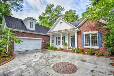 Murrells Inlet Single Family Home For Sale: 5647 S Blackmoor Dr