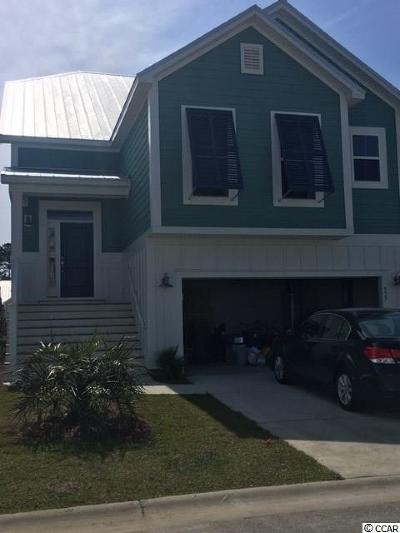 Murrells Inlet Single Family Home For Sale: 527 Chanted Drive