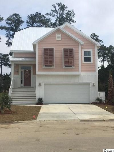 Murrells Inlet Single Family Home Active-Pend. Cntgt. On Financi: 121 Splendor Circle