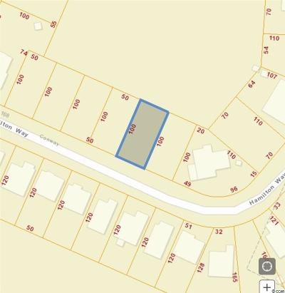 Residential Lots & Land For Sale: 187 Hamilton Way