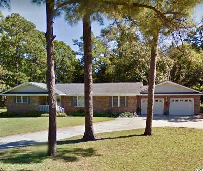 Surfside Beach Single Family Home For Sale: 411 Cherry Drive