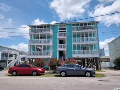 North Myrtle Beach Condo/Townhouse For Sale: 214 30th Ave. N #B-102