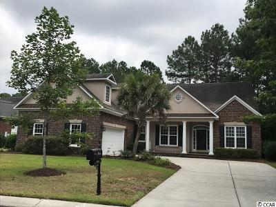 North Myrtle Beach Single Family Home For Sale: 5610 Leatherleaf Drive