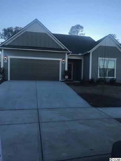 Myrtle Beach Single Family Home Active-Pend. Cntgt. On Financi: 6399 Torino Lane