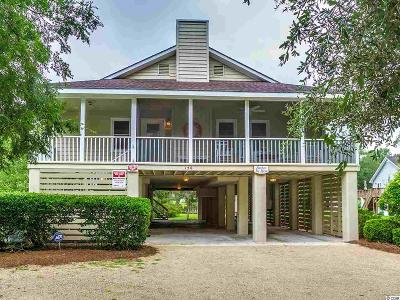 Pawleys Island Single Family Home Active-Pending Sale - Cash Ter: 156 Windover Dr.