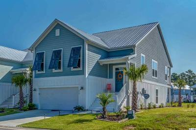 Murrells Inlet Single Family Home For Sale: 516 Chanted Drive