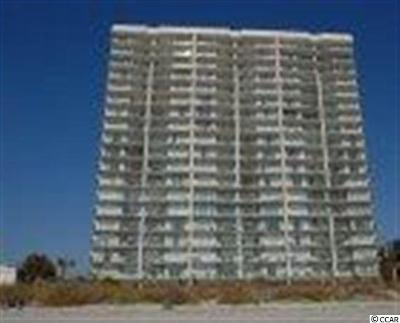 North Myrtle Beach Condo/Townhouse For Sale: 3805 S Ocean Blvd #1201