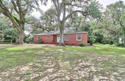 Murrells Inlet Single Family Home For Sale: 4440 Murrells Inlet Rd
