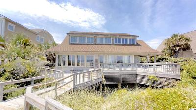 Pawleys Island Single Family Home For Sale: 400 Myrtle Avenue