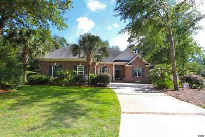 Pawleys Island Single Family Home Active-Pend. Cntgt. On Financi: 14 Wood Creek Loop