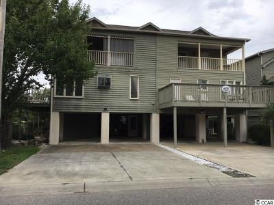 North Myrtle Beach Single Family Home For Sale: 4622 B Sea View Street