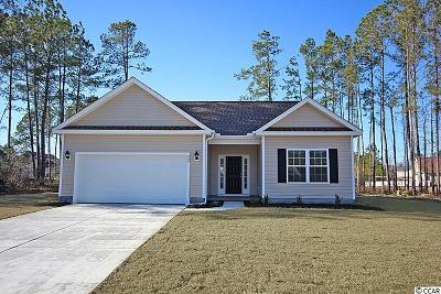 Georgetown Single Family Home For Sale: Tbb Lot 13 Timber Run Drive