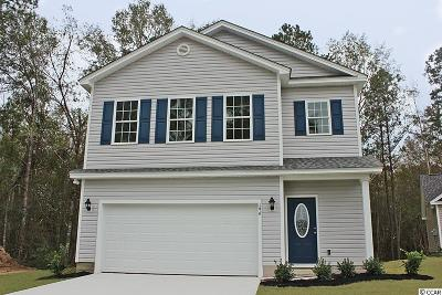 Loris Single Family Home For Sale: 196 Winding Path Dr