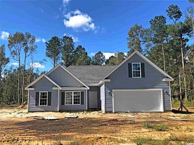 Horry County Single Family Home For Sale: Lot 10 Tbd