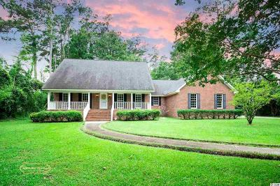 Conway Single Family Home For Sale: 1203 Elm Street