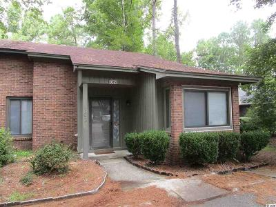 Myrtle Trace Condo/Townhouse Active-Pend. Cntgt. On Financi: 102 Cricket Ct. #102
