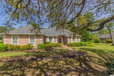 Myrtle Beach Single Family Home For Sale: 9315 Cove Drive