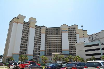 North Myrtle Beach Condo/Townhouse For Sale: 4800 S Ocean Blvd. #608