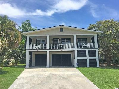 Pawleys Island Single Family Home For Sale: 75 Sportsman Drive