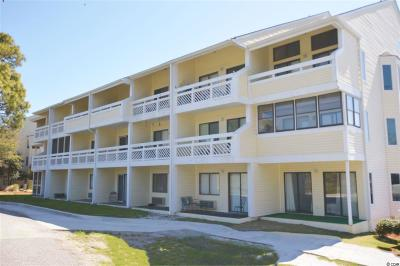 North Myrtle Beach Condo/Townhouse For Sale: 1100 Possum Trot Road #F 111