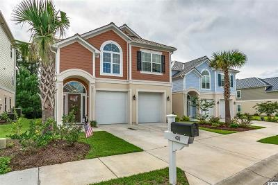North Myrtle Beach Single Family Home For Sale: 431 S 7th Avenue