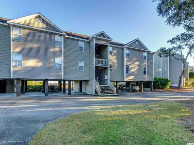 Pawleys Island Condo/Townhouse For Sale: 86 South Cove Place #D