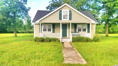Loris Single Family Home For Sale: 3700 Hwy 554