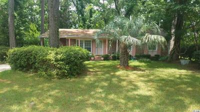Horry County Single Family Home For Sale: 1205 King St.