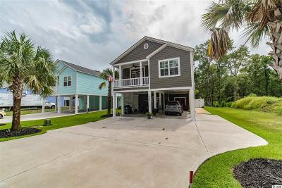 North Myrtle Beach Single Family Home For Sale: 1823 24th Ave N