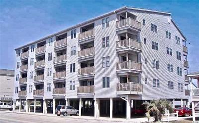 Condo/Townhouse For Sale: 2001 N Ocean Blvd. #B-3