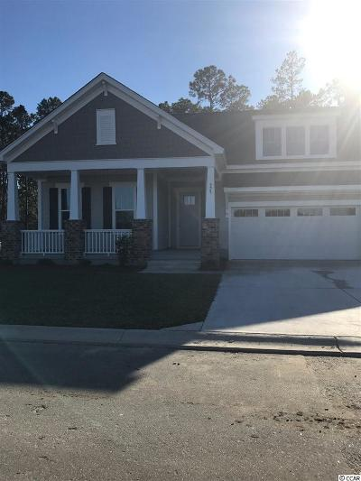 Murrells Inlet Single Family Home Active-Pend. Cntgt. On Financi: 825 Longwood Bluffs Circle