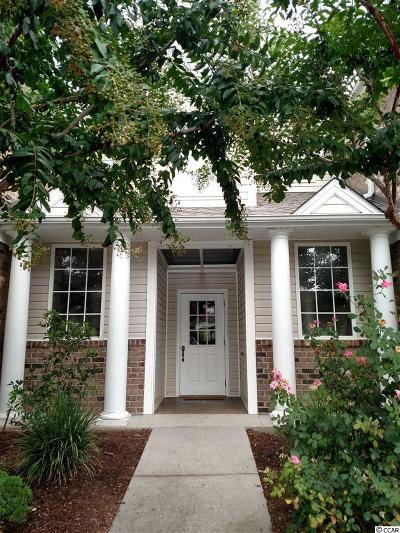 Murrells Inlet Condo/Townhouse For Sale: 4665 Fringetree Dr #5F