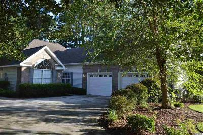Little River Single Family Home For Sale: 11445 Bay Drive
