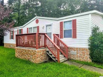 Myrtle Beach SC Single Family Home Active-Pending Sale - Cash Ter: $44,900